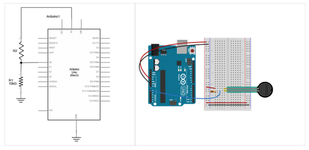 Circuitry for analog sensor change detection.